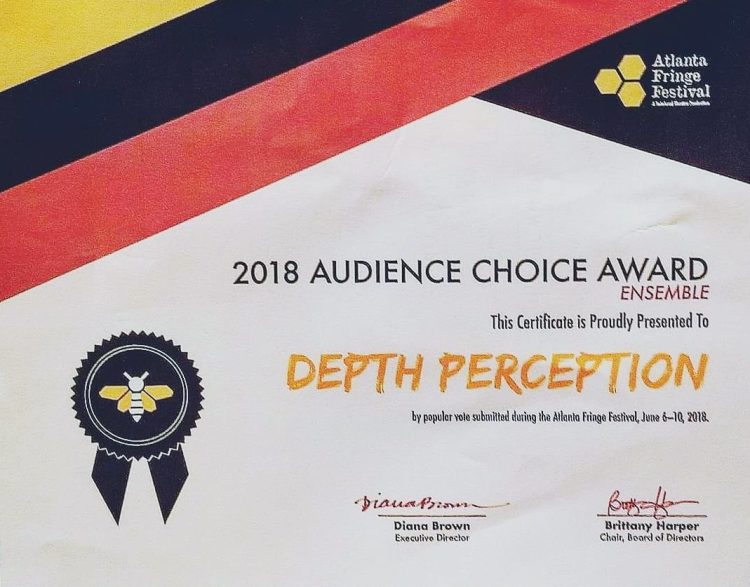 fringe award